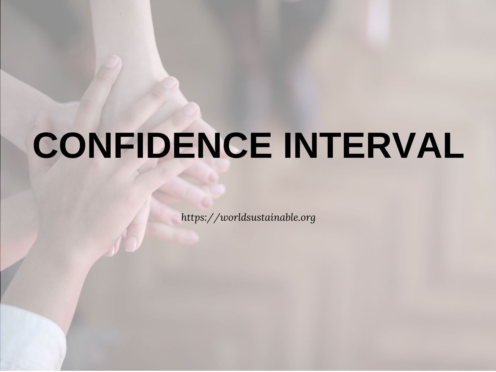 confidence-interval-statistics