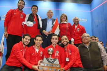 Day SEVEN : Finals Day and it's a 5th title for Egypt