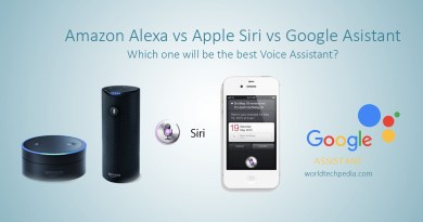 Alexa Vs Siri Vs Google Assistant