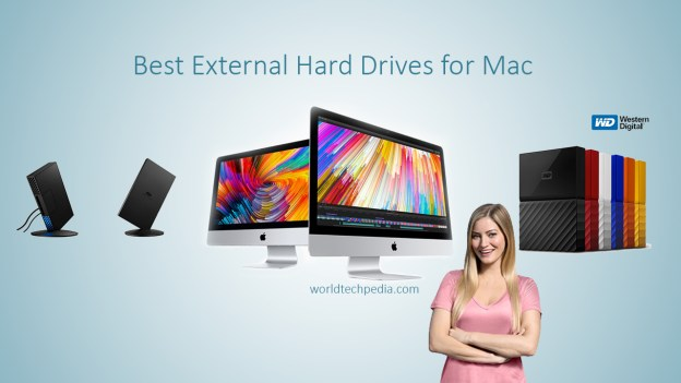 Best External Hard Drives for Mac 2018