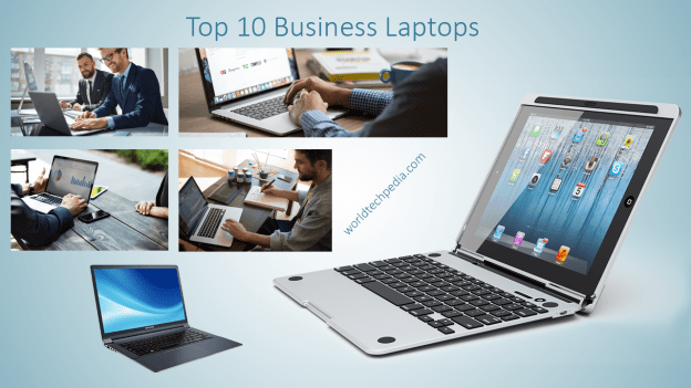 Top 10 Business Laptops 2018