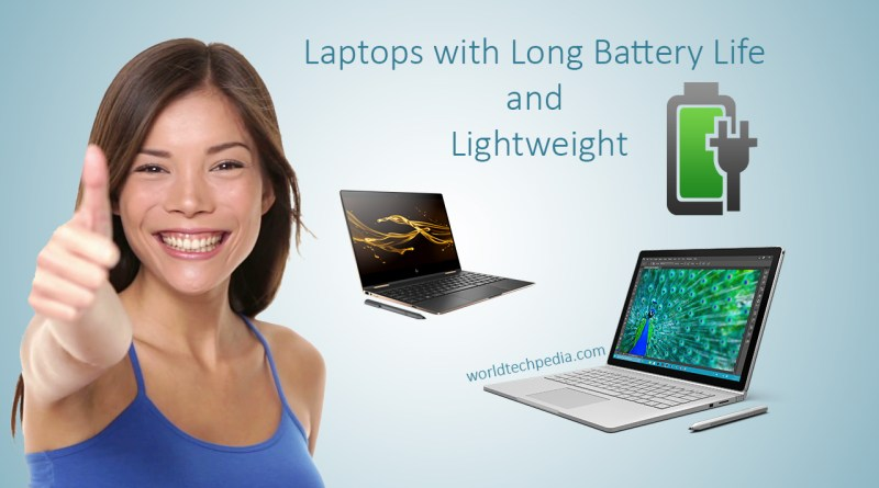 Laptops with Long Battery Life