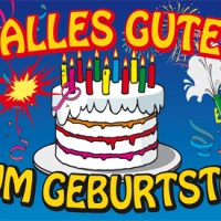 See the Differences of Celebrating Birthdays between US & Germany