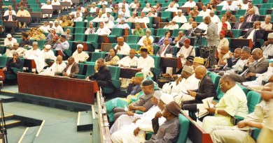 Reps Granting Immunity To Principal Officers Is Ripping Up The Constitution – SERAP
