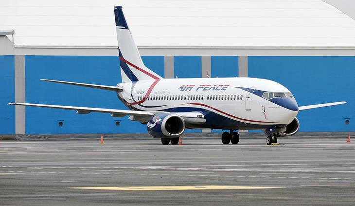 Air Peace Deploys B777 Aircraft On Local Routes