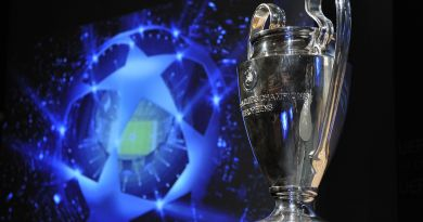 Champions League Last 16 Draw Seeding