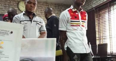 Lagos Police Foil Attempt To Kidnap Deputy Comptroller Of Customs