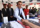 'I Can Find You A Job Just By Crossing The Road' – Macron