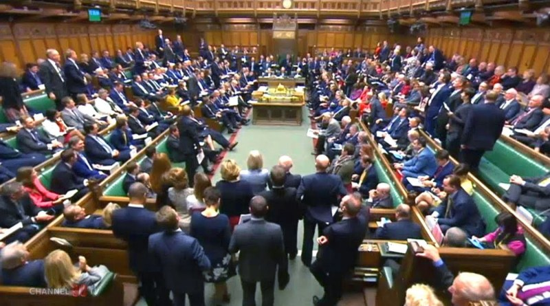 MPs Return To House Of Commons After Parliament Suspension Ruled 'Unlawful' By Courts