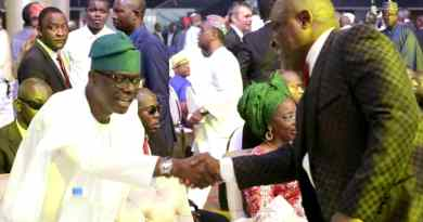 Sanwo-Olu Transmits 25 Names Of Commissioners, SAs To Assembly For Screening