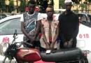 RRS Nabs Three Traffic Robbers