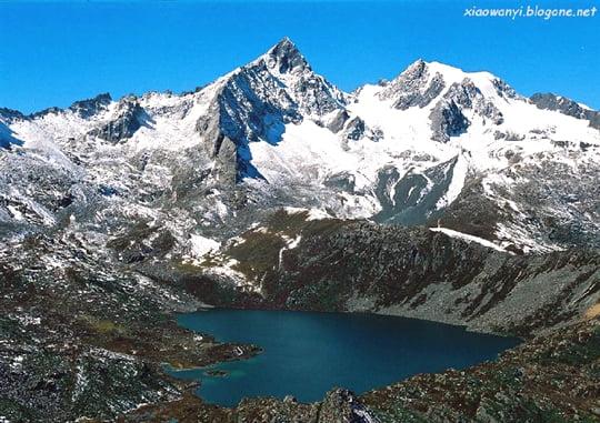 Lake Zhuo Yong Cuo - Tibet