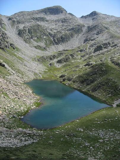 Lago del Cuore (Lagh del Calvaresc) - Switzerland