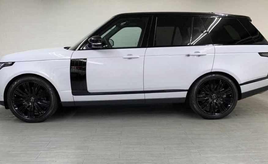 2020 Land Rover RANGE ROVER HSE 3.0
