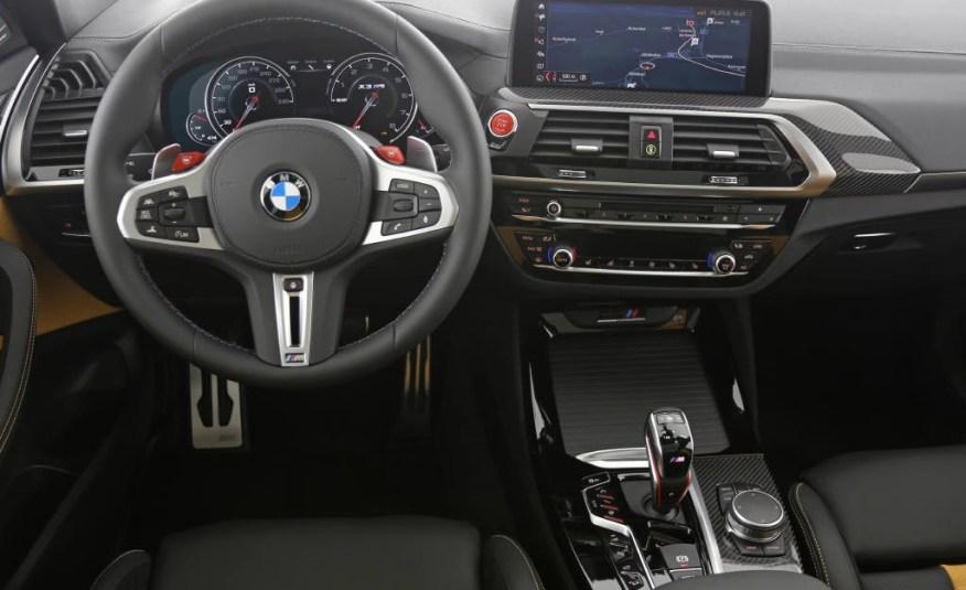 2020 BMW X3M