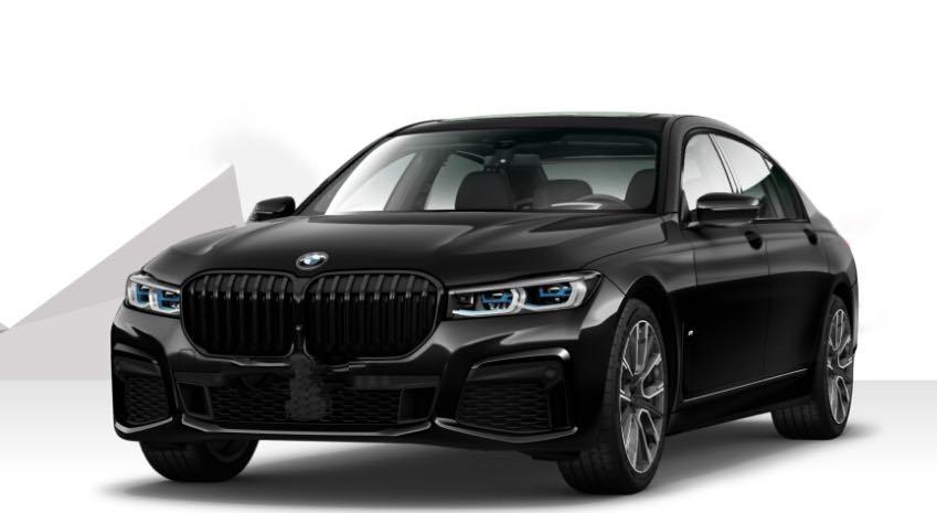 2020 BMW 730Ld M Sportpaket