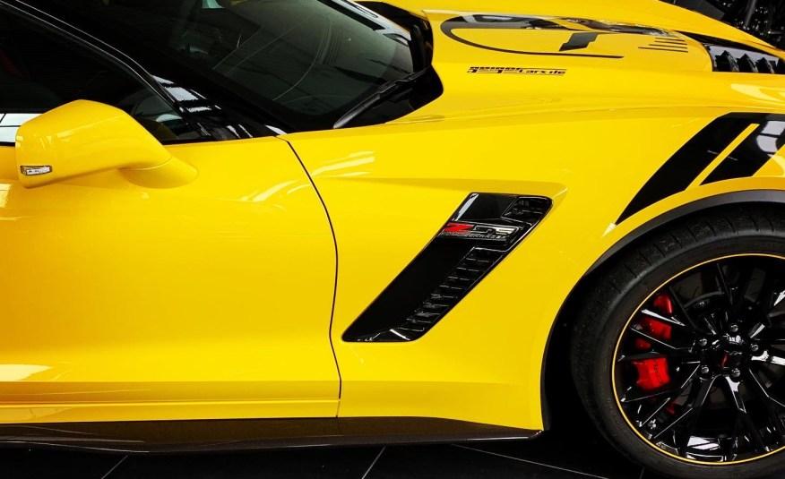 2019 Corvette Z06 Super Sport