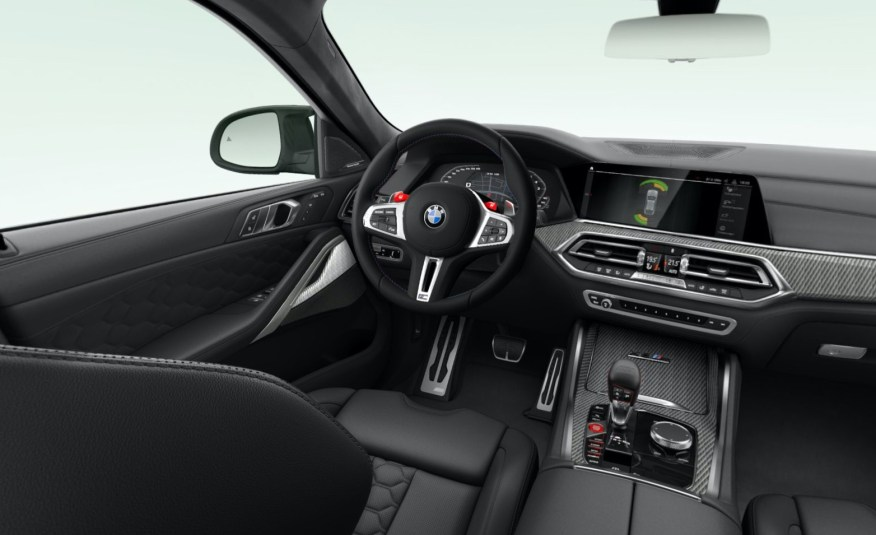 2020 BMW X6M