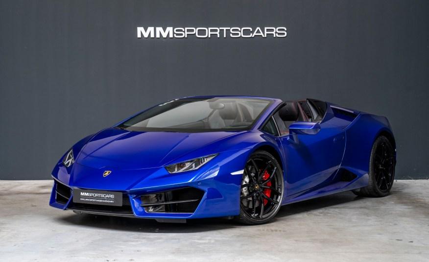 2020 Lamborghini HURACAN LP580-2 SPYDER