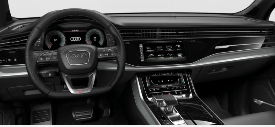 2020 Audi Q7 55 TFSI quattro