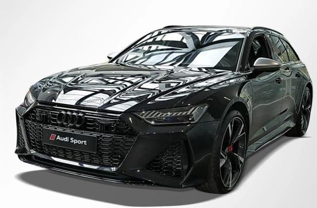 2021 Audi RS6 Avant Dynamic