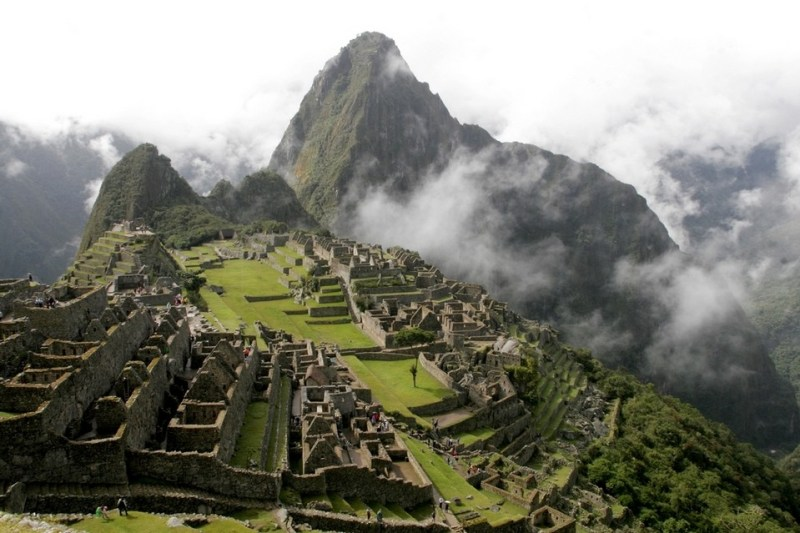 Top 25 Favourite Landmarks of The World - Machu Pichu