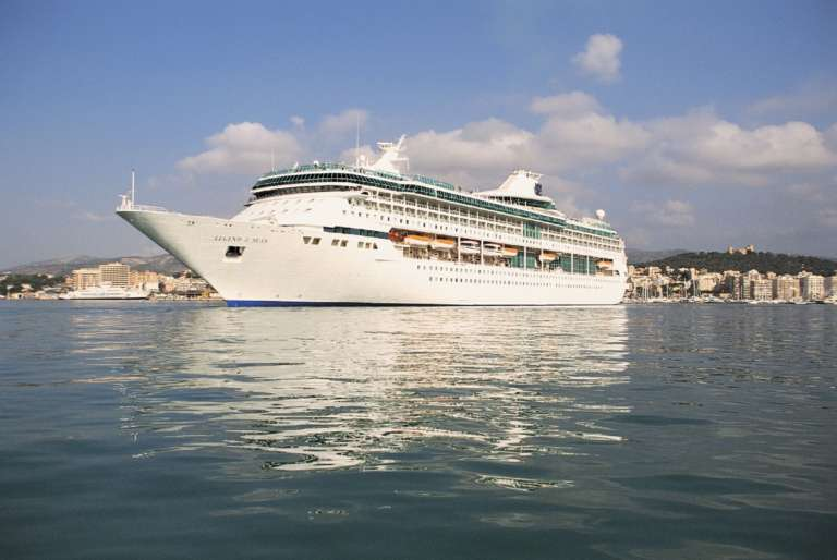 Legend of the Seas will sail as TUI Discovery 2 under Thomson Cruises