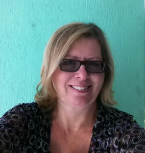 Travel writer Michele Peterson