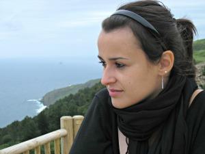 Travel writer Sofie Couwenbergh