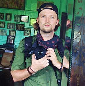 Author Mariusz Stankiewicz