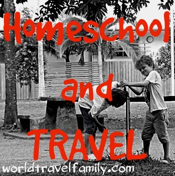 Homeschooling and Traveling, Traveling homeschoolers on educating your children as you show them the world.