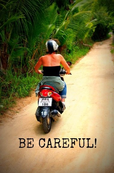moped ko phangan