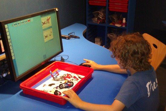 Legoland Malaysia Robotics 2