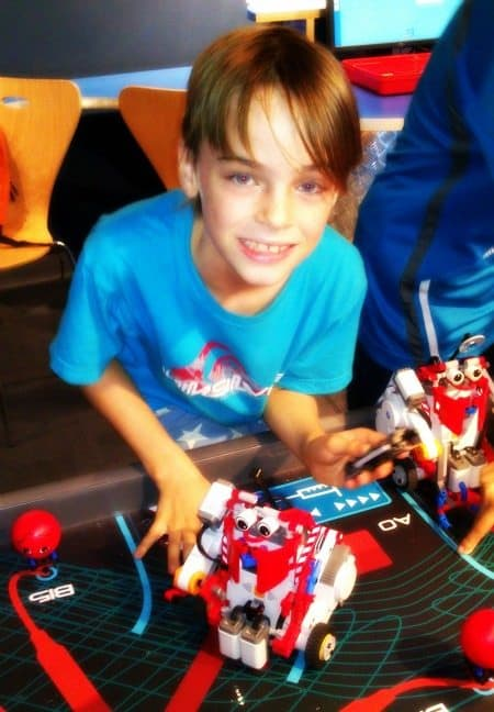 Legoland Malaysia Robotics 3