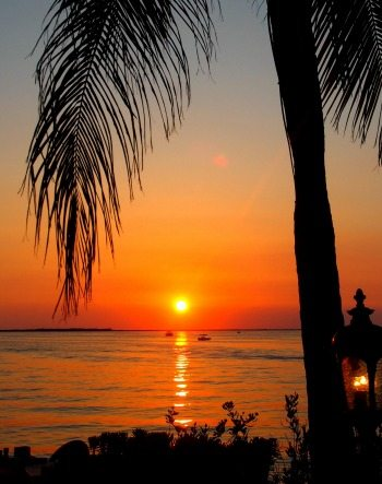 sunset florida keys key largo