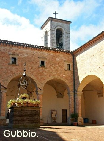 Saint Ubaldo Gubbio world travel family blog