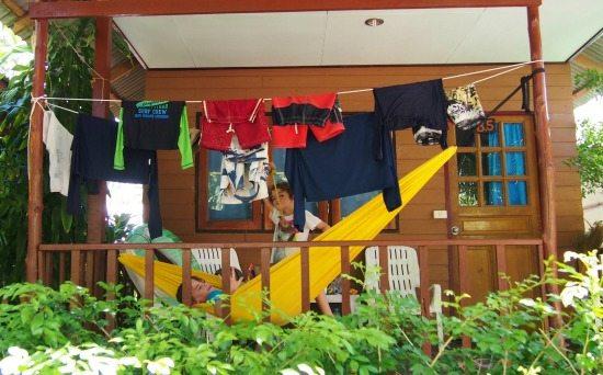 Tips avoiding mosquitos family travel blog