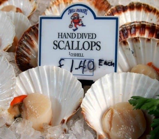 Seafood Borough Market World Travel Family