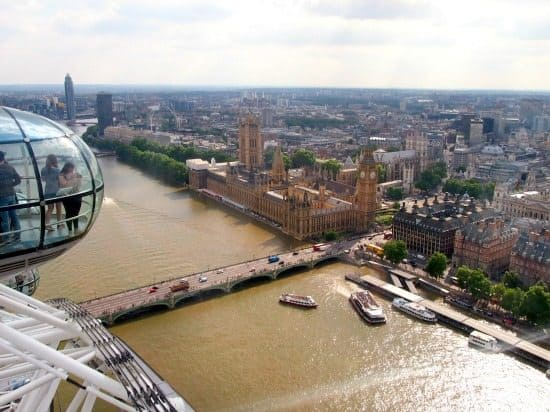 best thing in London London Eye World Travel Family travel blog