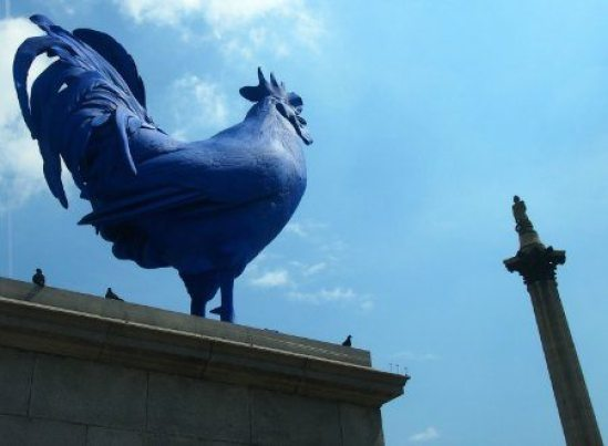 Blue chicken London for kids. Best Areas of London to Visit