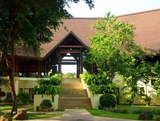 Accommodation in Dambulla Paradise Resort and Spa Dining and Reception