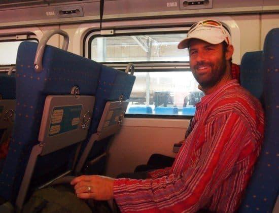 Train to Jaffna. Luxury version.