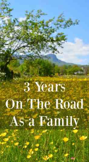 3 years of family travel. Most people can't imagine what 3 years of travel would be like, let alone what a nomadic lifestyle with children would involve. We can tell you exactly what it's like, wonderful!