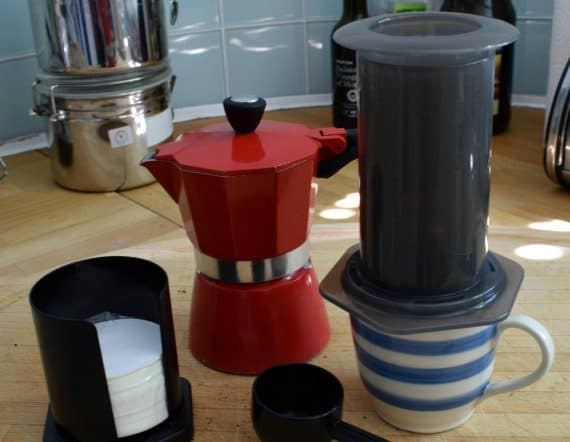 best travel coffee makers to use at home