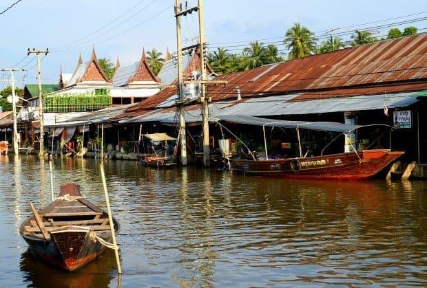 amphawa market bangkok