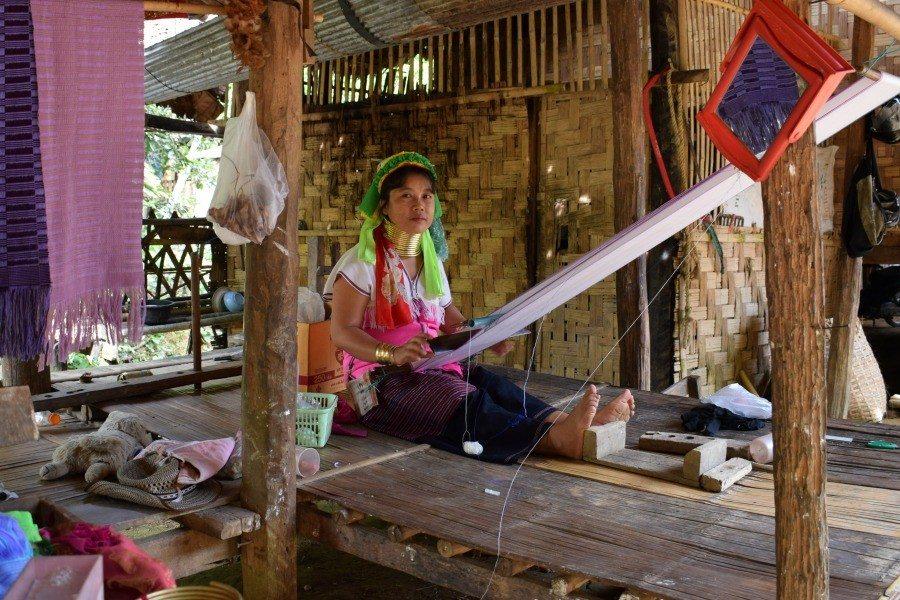 Long Neck Karen Women of Northern Thailand