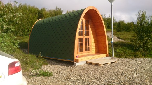 Vinland Camping Pods