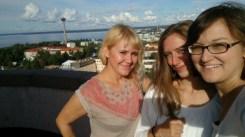 Besuch aus Germany mit Vanessa
