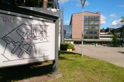 Der Campus der TAMK
