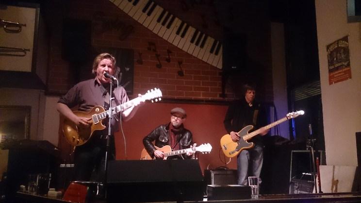 Finnishcer Rock Jazz im Pub!